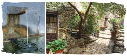 Les Vieux Villages de Balagne (1/2 journée) MERCREDI 2014